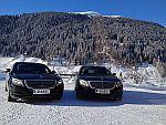 Davos WEf Allrad-Fahrzeuge